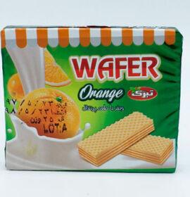 ویفر پذیرایی 25گرمی پرتقال