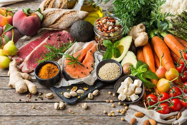 غذاهای مناسب برای کم کاری تیروئید