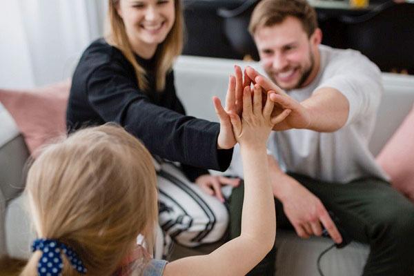 رفتار کودکان در سنین مختلف