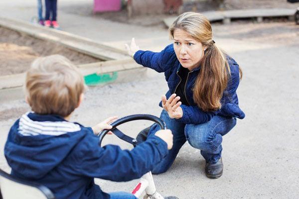 رفتار کودک در سن 2 تا 4 سالگی