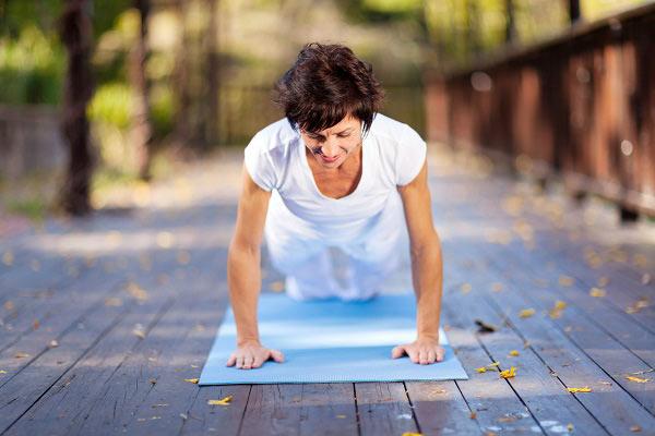 ورزش مناسب برای کم کاری تیروئید