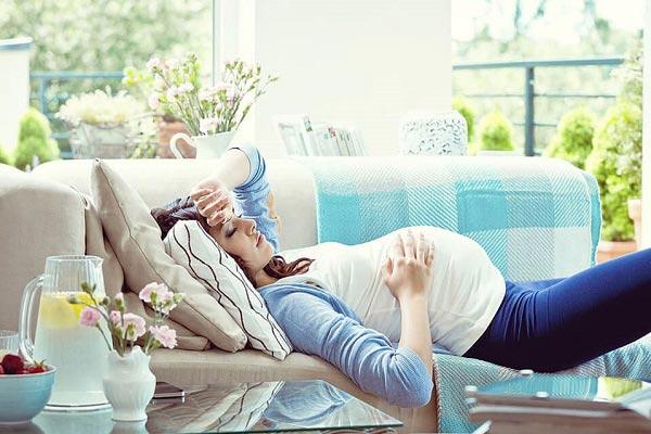 علایم کمخونی در بارداری