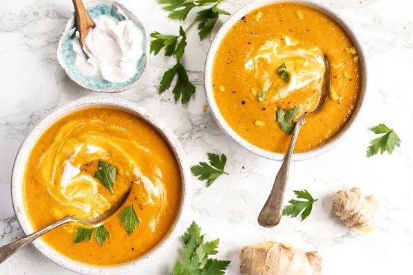 سوپ برای معدهدرد