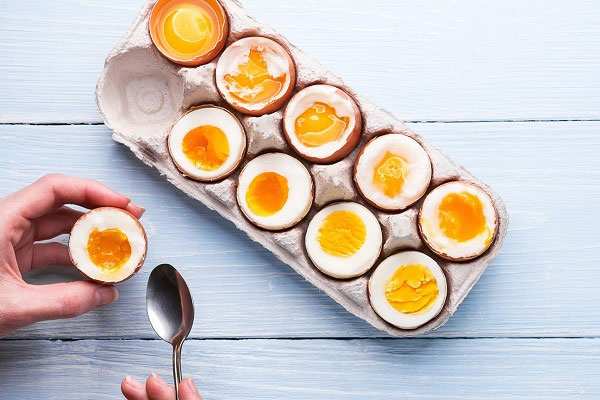 آیا تخممرغ آبپز باعث چاقی میشود؟