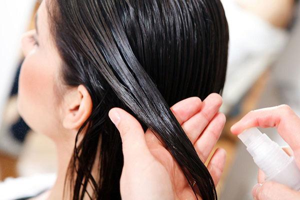 آب برنج برای تقویت موها