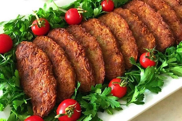 طرز تهیه شامی گوشت و سیبزمینی