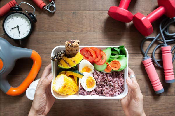 بعد از ورزش چی بخوریم تا لاغر شویم؟