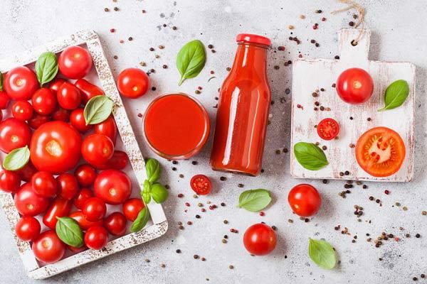 خواص رب گوجه فرنگی طبیعی