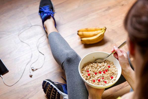 ورزش بعد از غذا چاق میکند؟