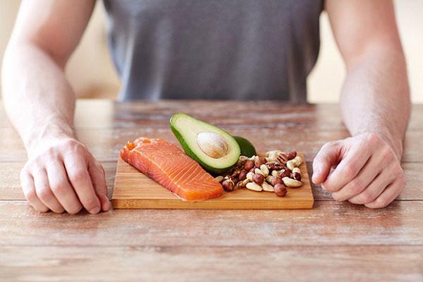 برنامه غذایی برای عضلهسازی