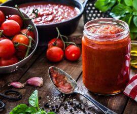 علت سیاه شدن رب گوجهفرنگی