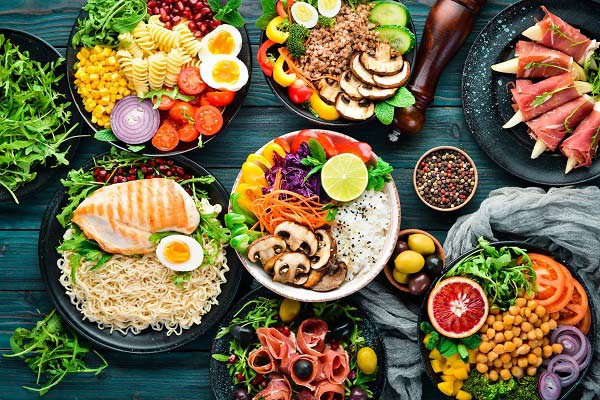 لیست غذاهای سرشار از آهن