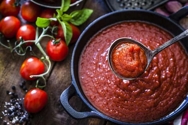 ترش شدن رب گوجهفرنگی