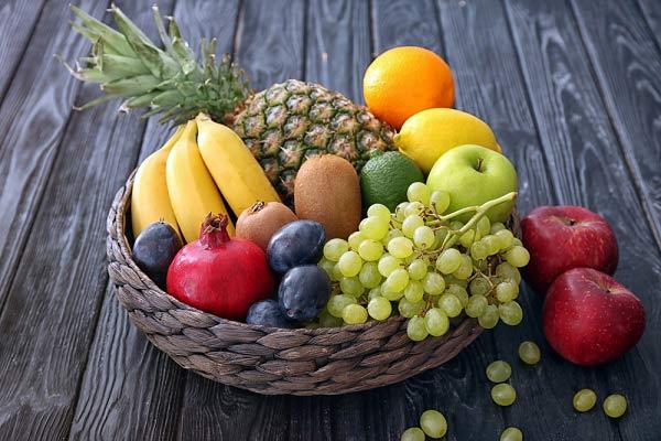 میوههای سرشار از آهن